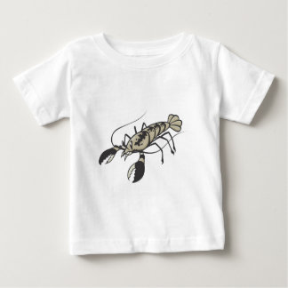 Serious Lobster Baby T-Shirt