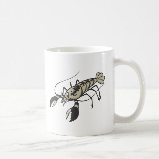 Serious Lobster Coffee Mug