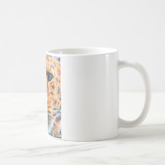 Serious look coffee mug