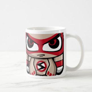 Serious Mascot Coffee Mug