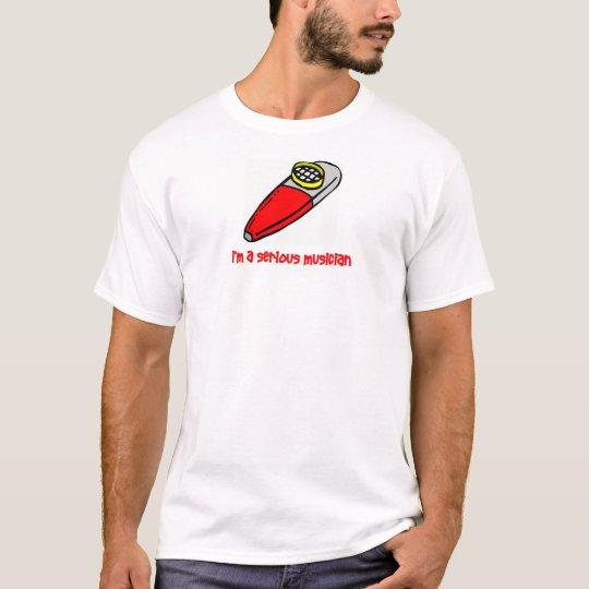 Serious Musician T-Shirt