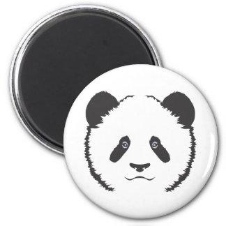Serious Panda Bear Magnet