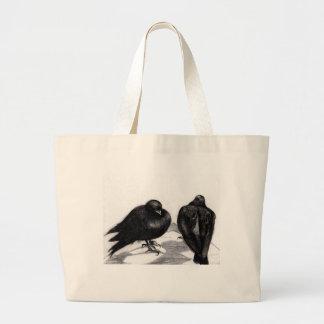 Serious Pigeon Situation 2012 Jumbo Tote Bag