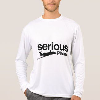 SERIOUS PLANES TEE SHIRTS