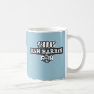 Serious Sam Harris Fan Coffee Mug