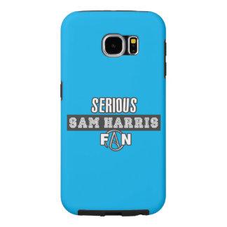 Serious Sam Harris Fan Samsung Galaxy S6 Case
