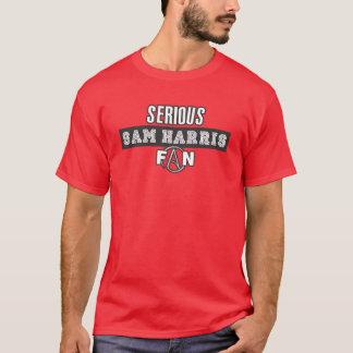 Serious Sam Harris Fan T-Shirt