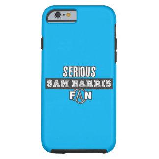 Serious Sam Harris Fan Tough iPhone 6 Case