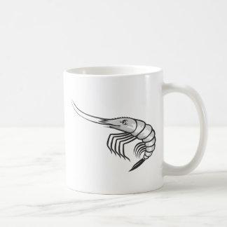 Serious Shrimp Coffee Mug