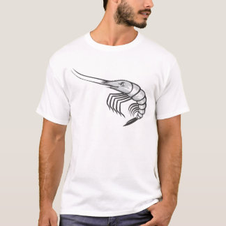 Serious Shrimp T-Shirt