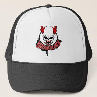 Seriousless Mascot Trucker Hat