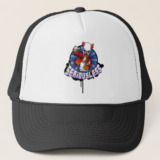 Seriousless Original (big logo) Trucker Hat
