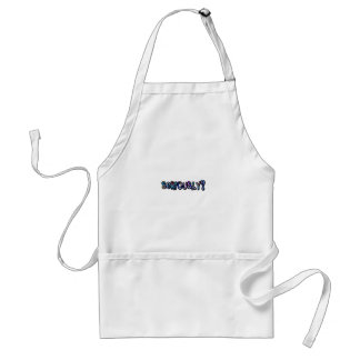 Seriously Adult Apron