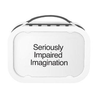 Seriously Impaired Imagination Yubo Lunchbox