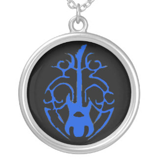 Seriously Jammin' 2011 Silver Plated Necklace