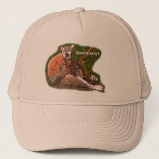 Seriously! Lemur Cap
