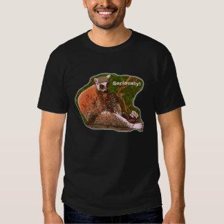 Seriously Lemur T-shirt
