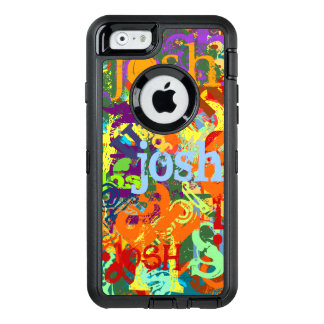 Seriously Personalized OtterBox Defender iPhone Case