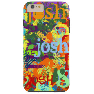 Seriously Personalized Tough iPhone 6 Plus Case