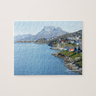 Sermitsiaaq Mountain, Nuuk Jigsaw Puzzles