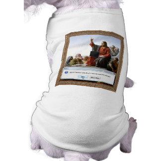 Sermón cibernético camisetas mascota