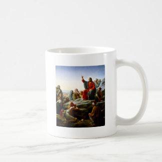 Sermón de la montaña taza clásica