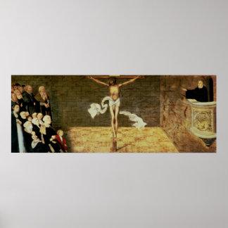 Sermón de Martin Luther Impresiones