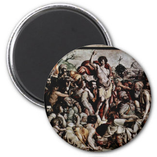 Sermon Of John The Baptist By Conte Jacopo Del (Be Magnets