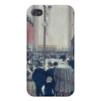 Sermon of the Papal Legate, Cornelius Musso iPhone 4/4S Case