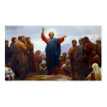 Sermon on the Mount Double-Sided Standard Business Cards (Pack Of 100)