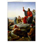 Sermon on the Mount Cards