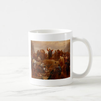 Sermon on the Mount Coffee Mug