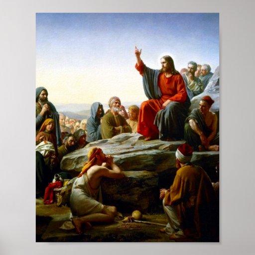 Sermon on the Mount Print