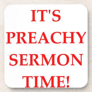sermón posavaso