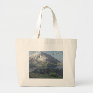 sernity large tote bag