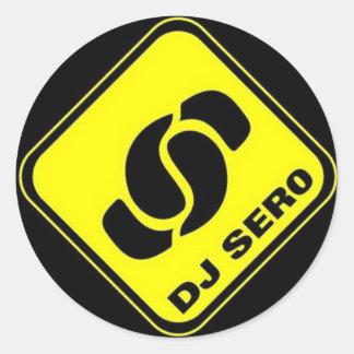 Sero Love Classic Round Sticker