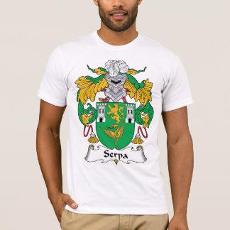 Serpa Family Crest T-Shirt