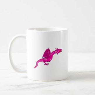 Serpant Dragon Cute mug
