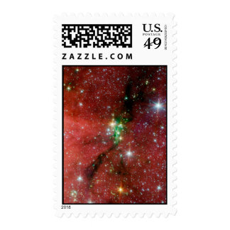 Serpens South Postage Stamps