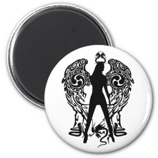 Serpent Angel Magnet