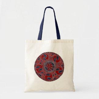 Serpent Circle Bag