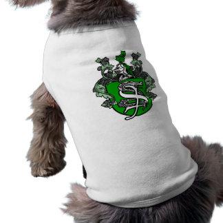 Serpent Crest - Pet Shirt