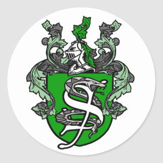 Serpent Crest - Stickers