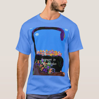 Serpent In The Garden. T-Shirt