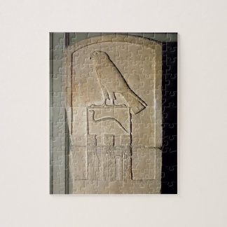 Serpent king stela, c.3000 BC (limestone) (also se Jigsaw Puzzle