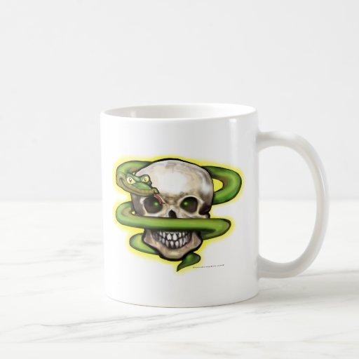 Serpent n Skull Mug
