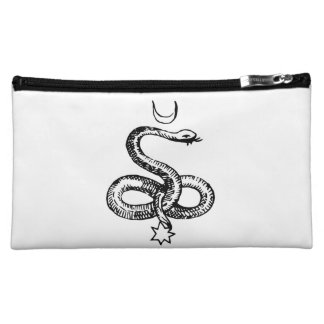 Serpent  - Pagan Symbols Cosmetic Bags