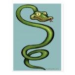 Serpent Postcard