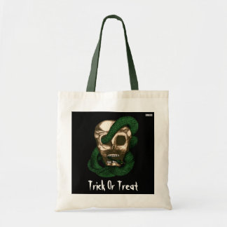 Serpent & Skull (Trick or Treat) Bag