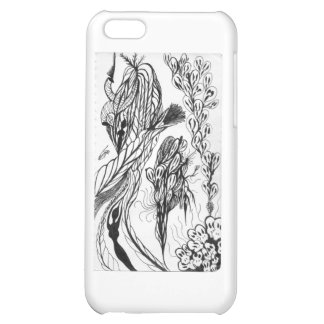 Serpent Wishes Cover For iPhone 5C